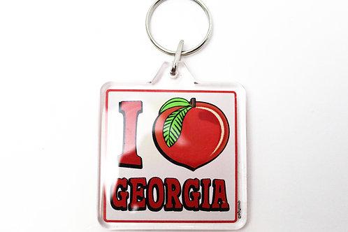 """I """"Peach"""" Georgia"""