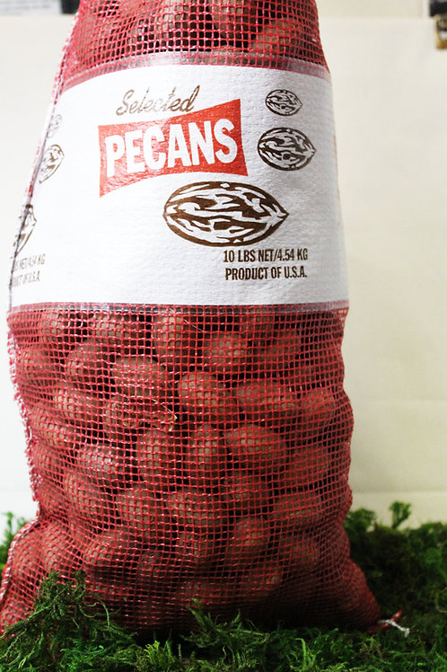 10 lb. Pecans