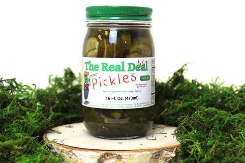 The Real Dill Pickles *Mild*