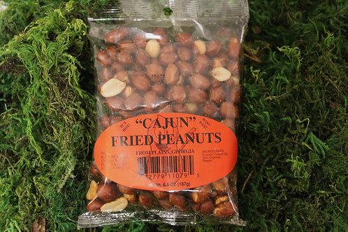 Cajun Fried Peanuts