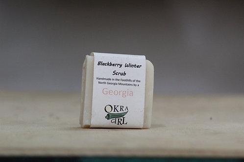 Blackberry Winter Bar Scrub