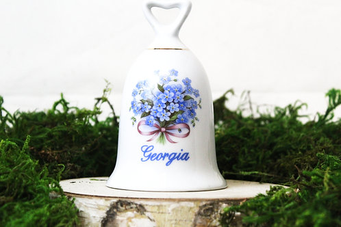 Georgia Southern Flower Bell