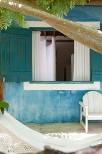 Blue Atelier is a cabana in Casas da Vila Trancoso