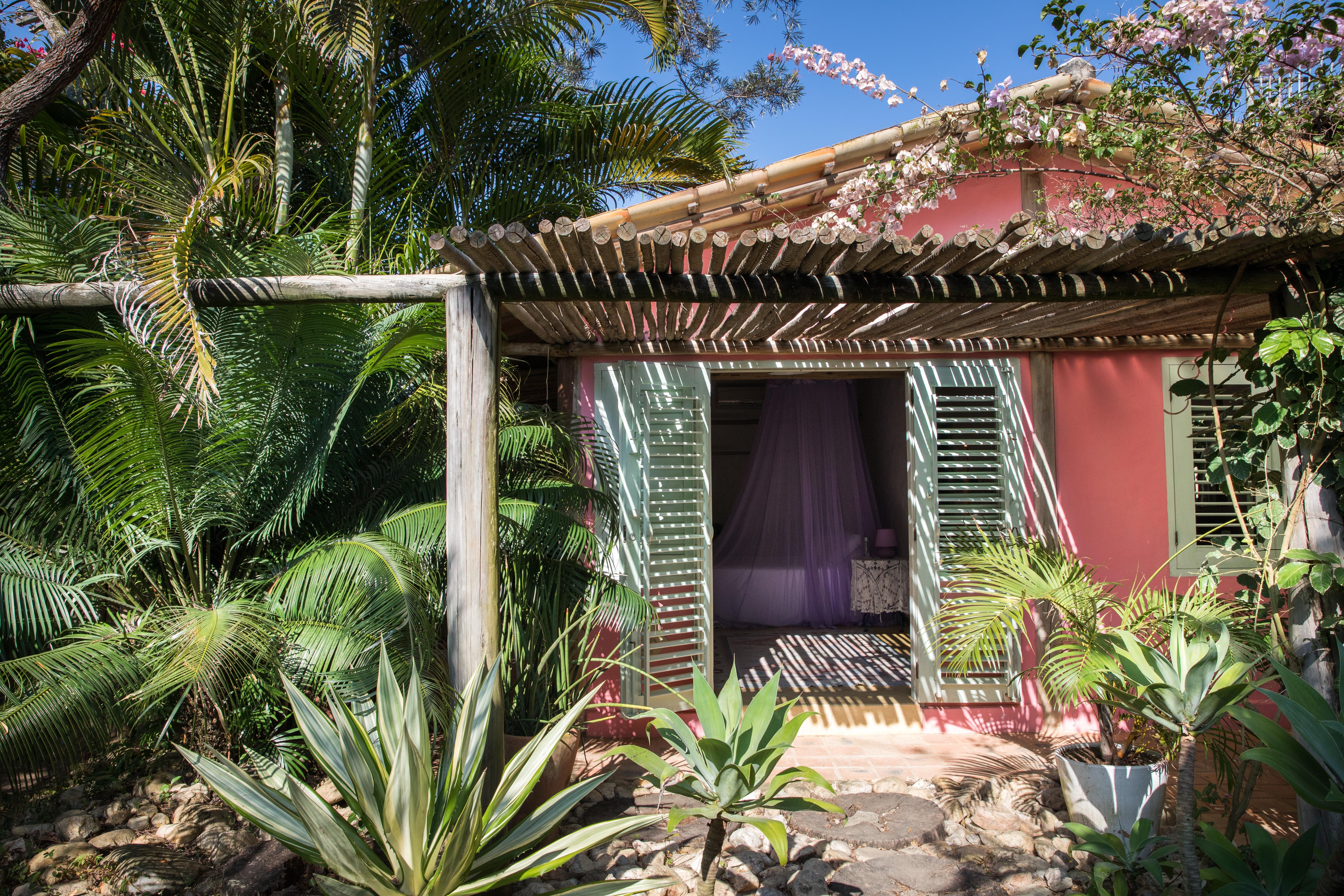 Casa Rosa Cabana .