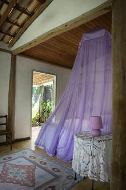 Casa Rosa inside