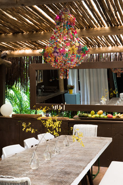 Dining area Casas da Vila
