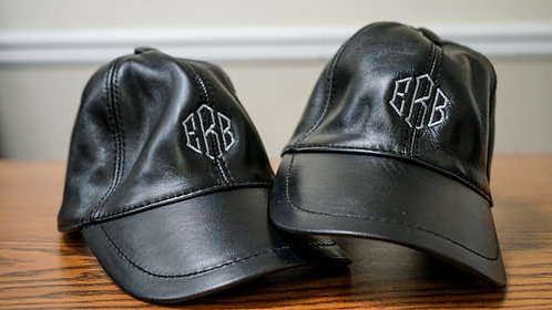 Limited ERB Leather Cap