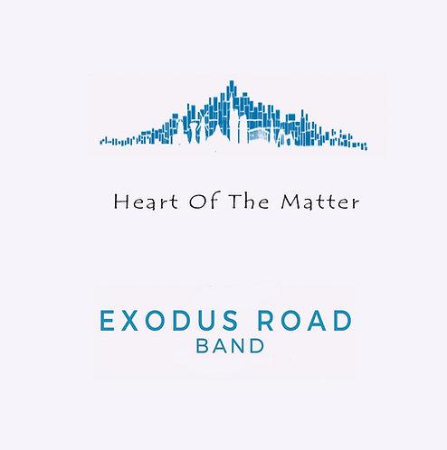 Heart Of The Matter CD