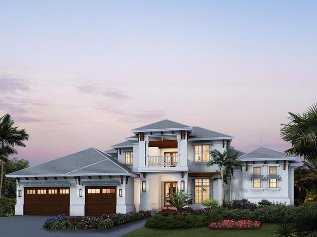 Bermuda Style Homes