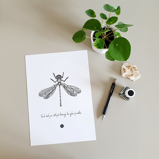 ECO Artprint -Libelle