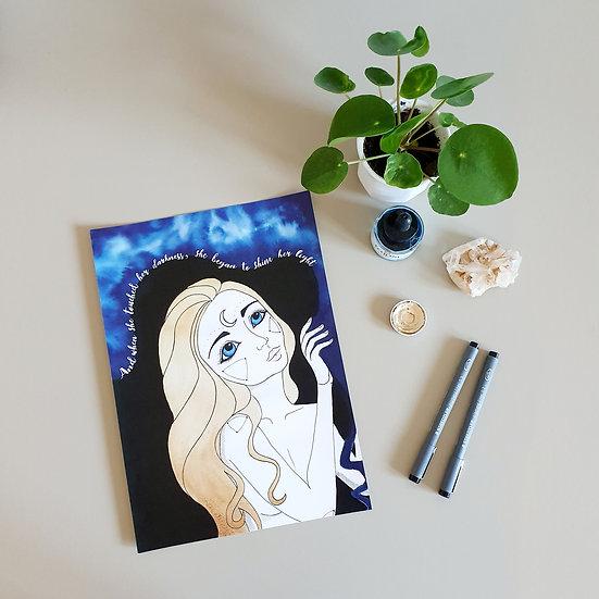 ECO Artprint - Shine