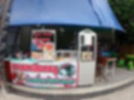 おかゆ タオ島グルメ レストラン バンズダイビングコタオ