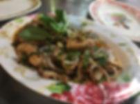 イサーン料理 タオ島グルメ バンズダイビングコタオ