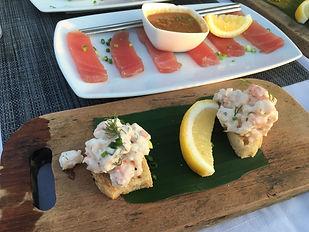 おしゃれ タオ島グルメ レストラン バンズダイビングコタオ
