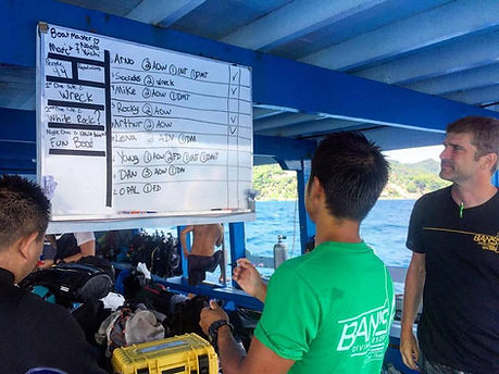 タイ タオ島 DMT バンズダイビング リゾート コタオ