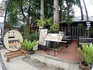 ステーキ タオ島グルメ レストラン バンズダイビングコタオ