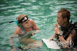 タオ島 ダイビング プロ バンズダイビングリゾートコタオ