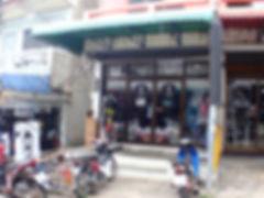 ダイビング器材 修理 タオ島グルメ レストラン バンズダイビングコタオ