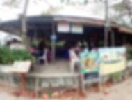 屋台 タオ島グルメ レストラン バンズダイビングコタオ