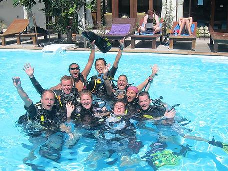 タオ島 ダイビング DMT バンズダイビングリゾートコタオ