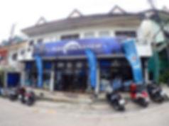 ダイビング器材 タオ島グルメ レストラン バンズダイビングコタオ
