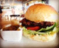 カフェ ハンバーガー タオ島グルメ レストラン バンズダイビングコタオ
