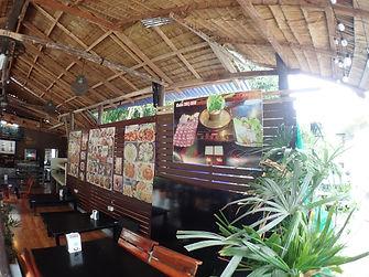 タイスキ タオ島グルメ レストラン バンズダイビングコタオ