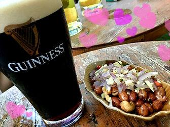生ビール ギネス タオ島グルメ レストラン バンズダイビングコタオ