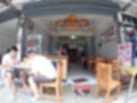 イサーン タオ島グルメ レストラン バンズダイビングコタオ