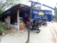 ヌードル タオ島グルメ レストラン バンズダイビングコタオ