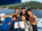 タオ島 ダイビング IDC バンズダイビングリゾートコタオ