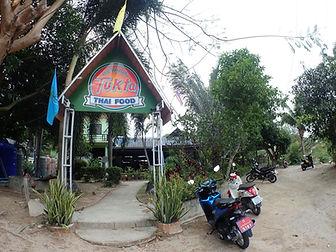 トゥクタ タオ島グルメ レストラン バンズダイビングコタオ