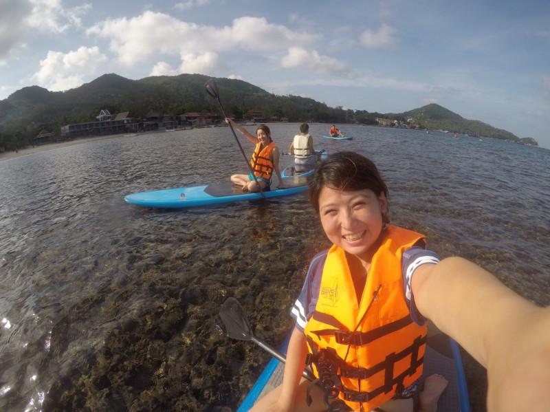 SUPボートレンタル バンズダイビングリゾート コタオ