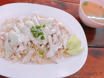 カオマンガイ タオ島グルメ レストラン バンズダイビングコタオ