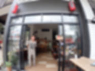 和食 居酒屋 タオ島グルメ レストラン バンズダイビングコタオ