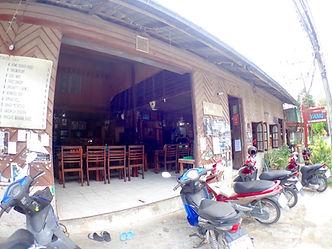 ヤン タオ島グルメ レストラン バンズダイビングコタオ