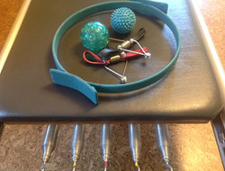 springs and balls
