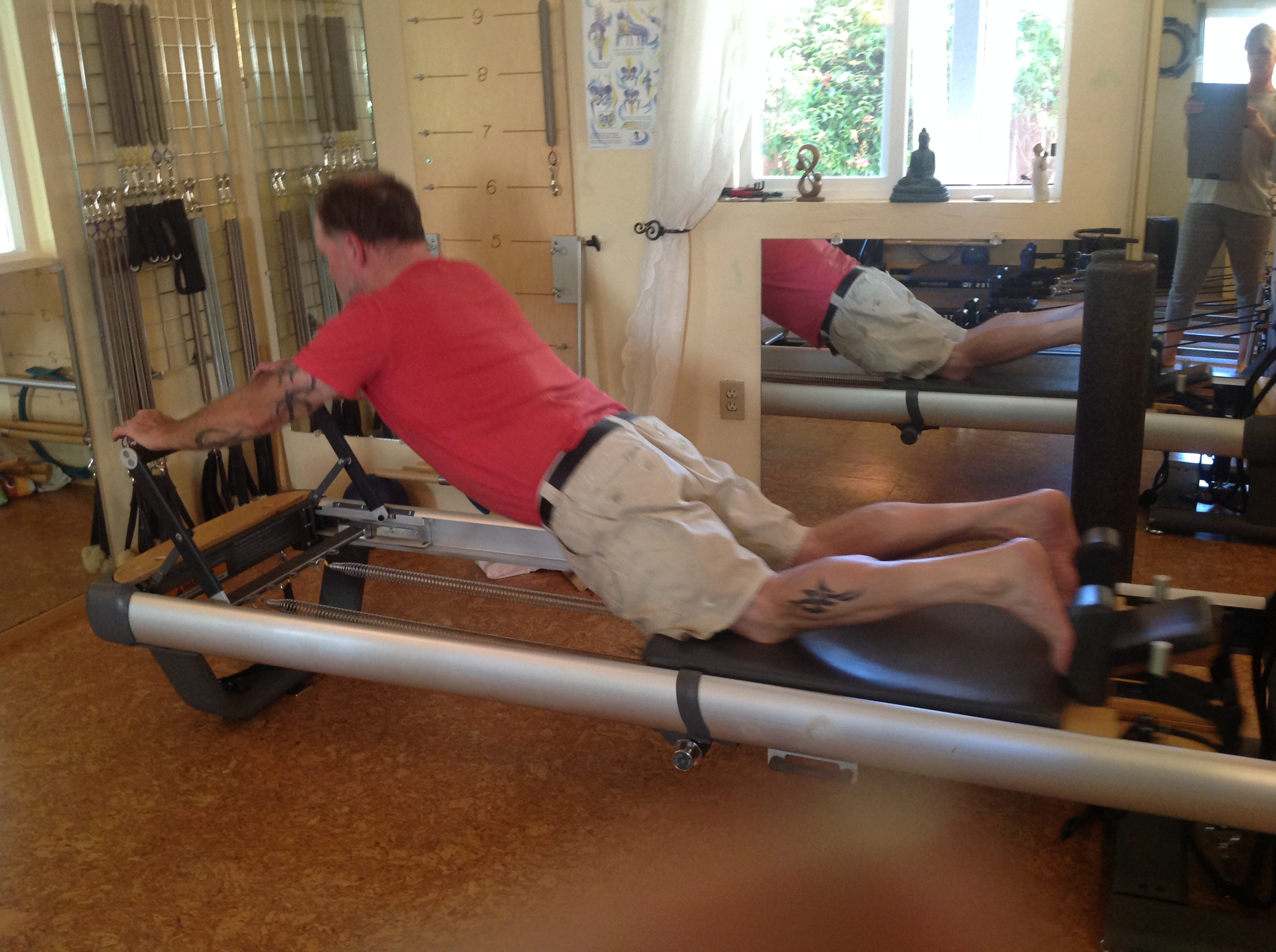 Downstretch Reformer