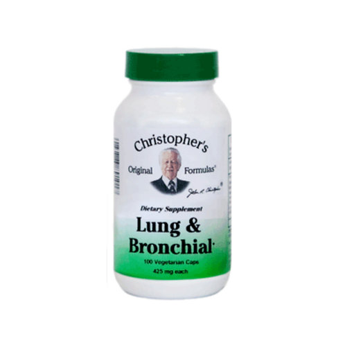Lung & Bronchial Formula Capsules