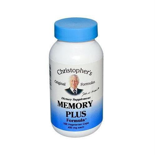 Memory Plus Formula