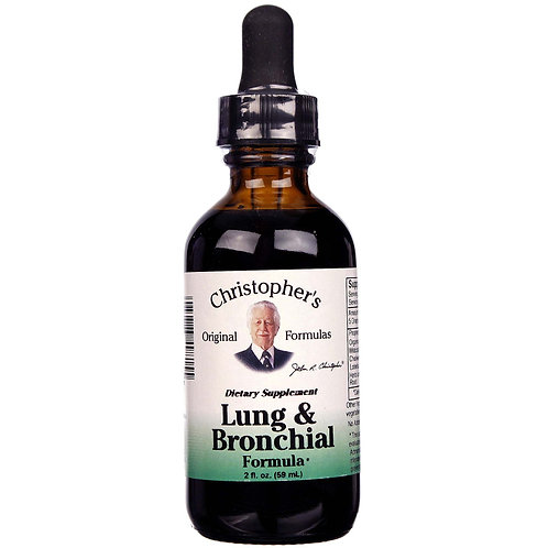 Lung & Bronchial Formula Extract