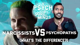 Narcissists vs Psychopaths