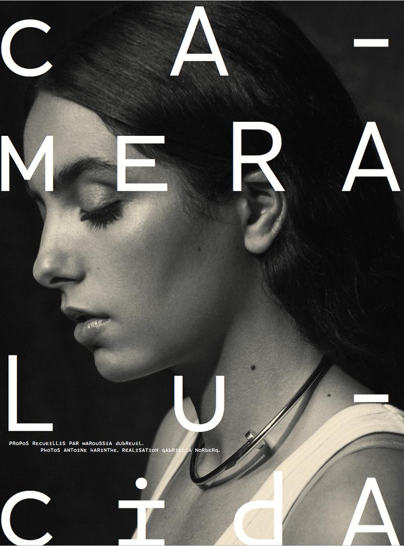 Mixte Magazine - Hafsia Herzi