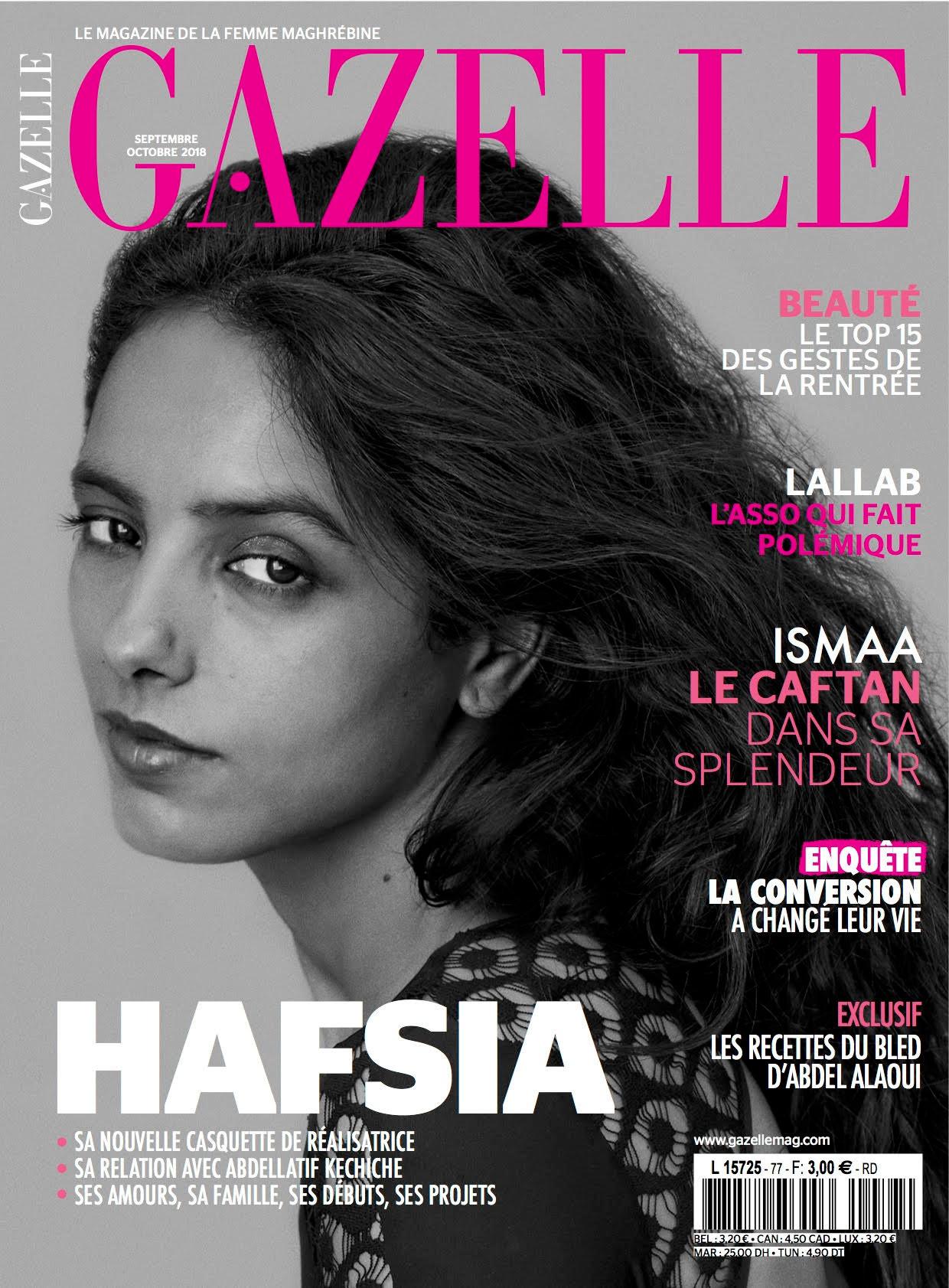 Gazelle x Hafsia Herzi