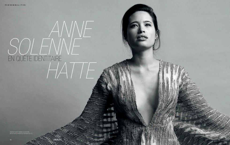 APOLLO x Anne Solenne Hatte