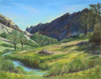 Springtime at the Pinnacles