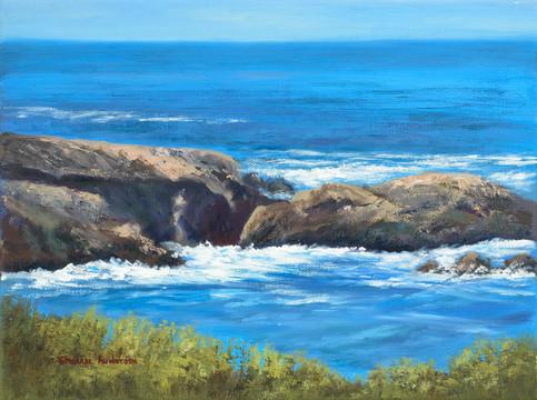 Pt. Lobos Blue