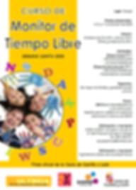 Monitor de tiempo libre Escuela Ultreia.