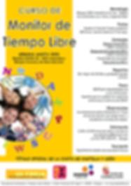 Monitor de tiempo libre on line Burgos.p