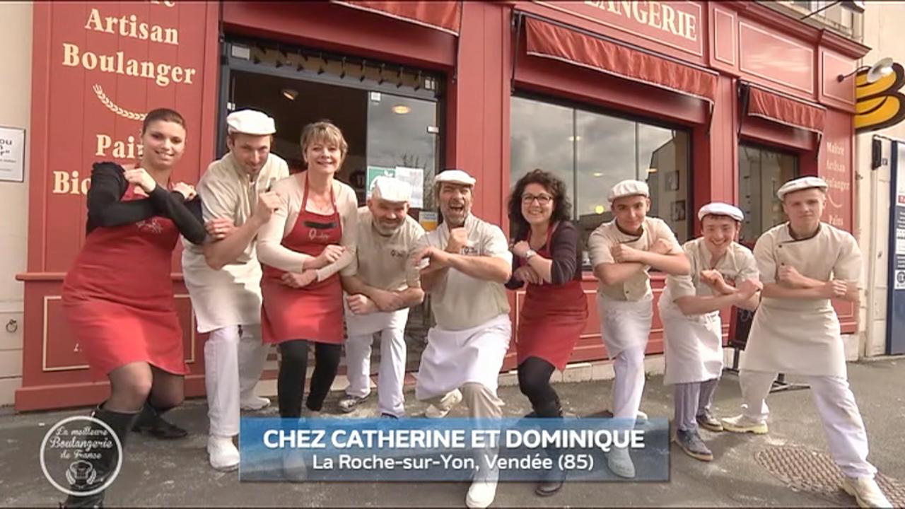 Meilleure Boulangerie De France (Maison Potier)